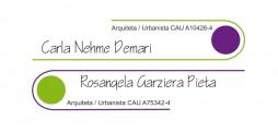 Carla & Rosângela Arquitetura e Urbanismo