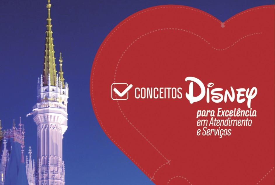 Curso: Conceitos Disney para Excelência em Atendimento e Serviços