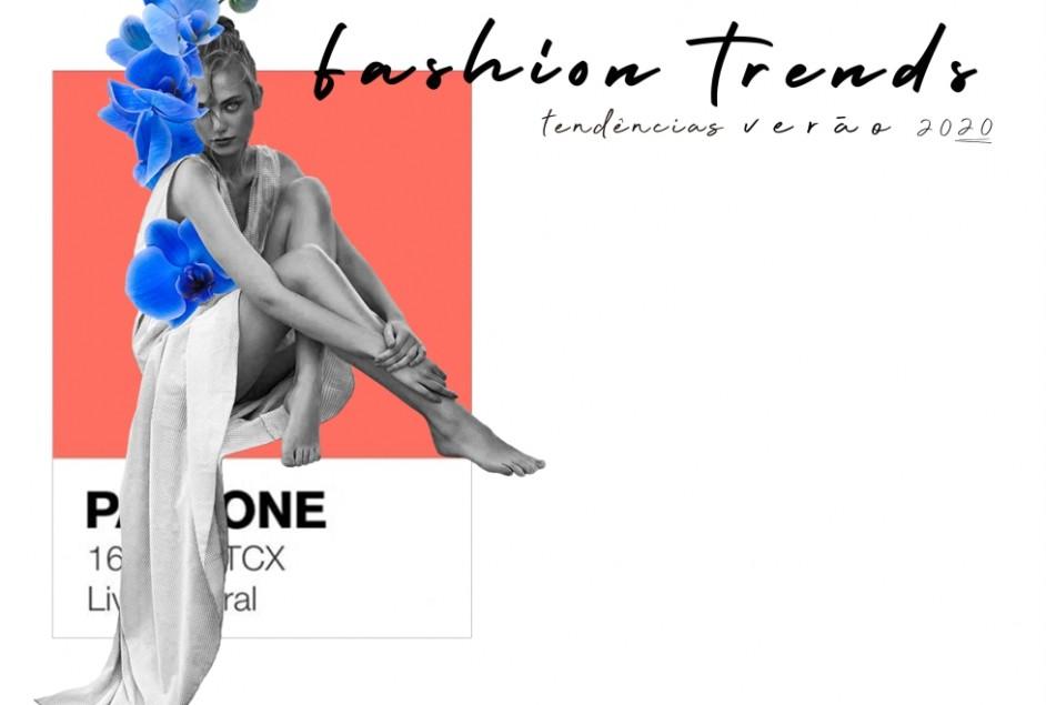 """Palestra """"Fashion Trends: Tendências Verão 2020"""""""