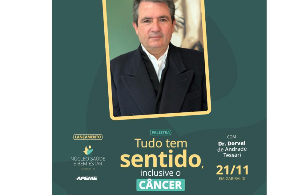 Núcleo Saúde e Bem-Estar será lançado em Garibaldi