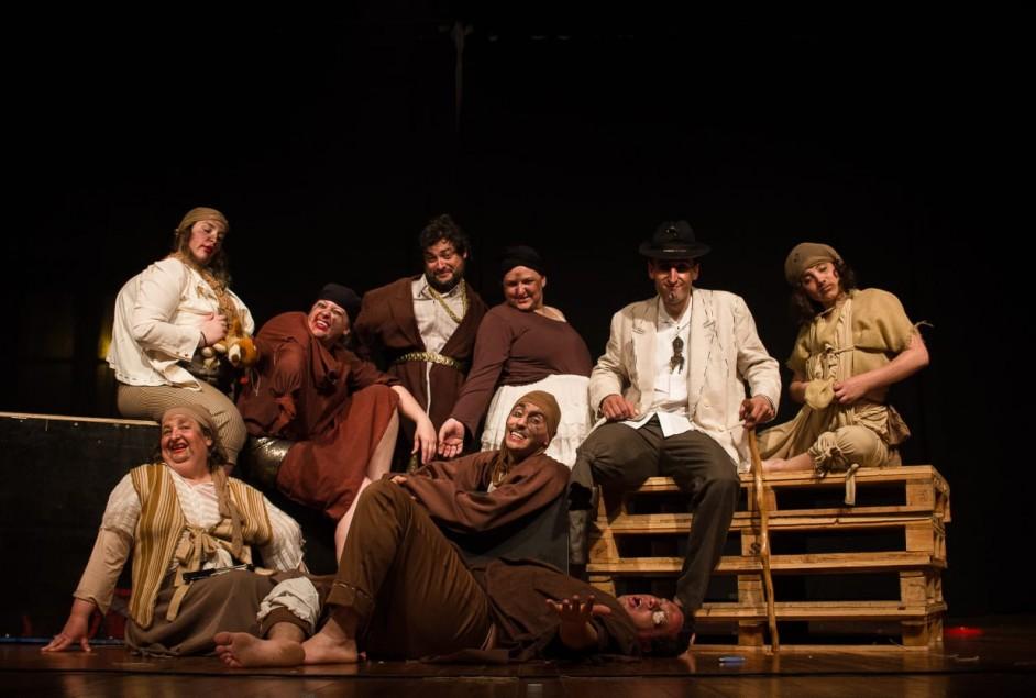 Cia Teatral Acto estreia nova peça teatral