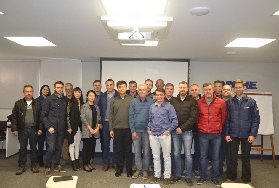 Ricefer firma parceria com empresa chinesa Lehui