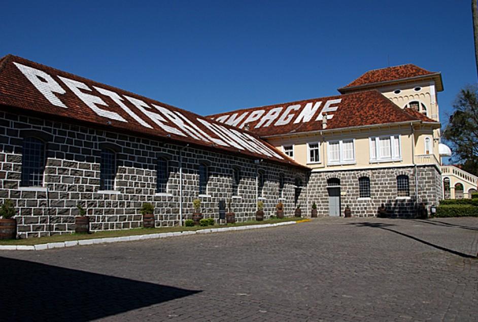 Espaço será montado em frente ao Castelo Peterlongo. Créditos: Divulgação Peterlongo