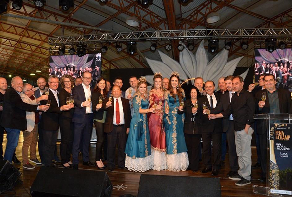 Fenachamp 2019 encerra com volume de negócios superior a R$ 2 milhões e média de público acima da expectativa