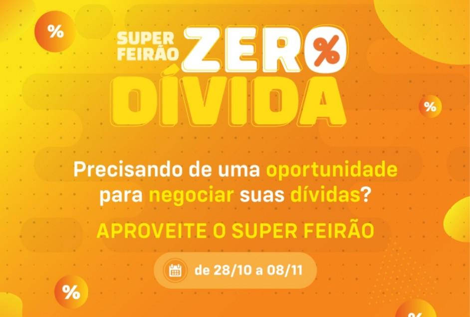 Apeme integra Super Feirão Zero Dívida