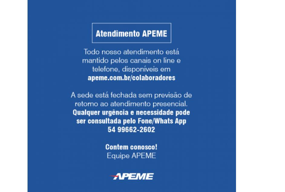 Atendimento - APEME
