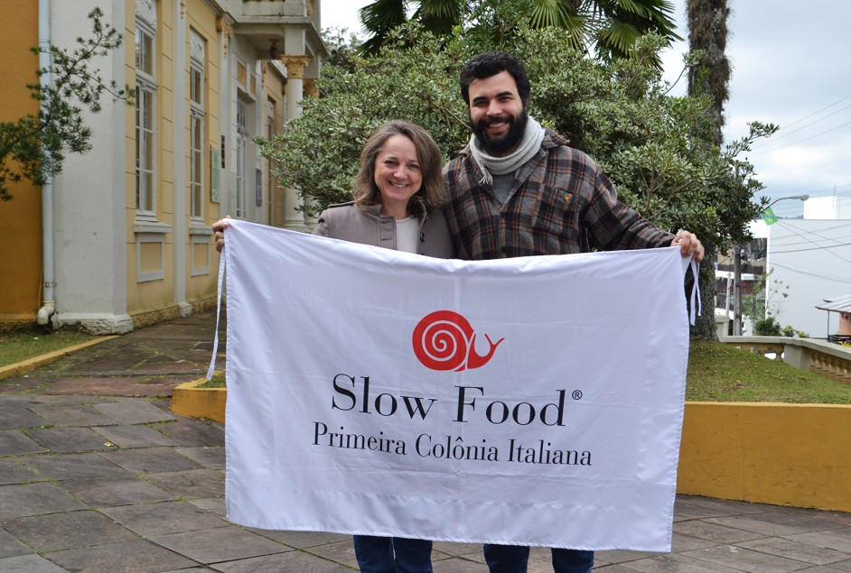 Rodrigo Bellora assume liderança do movimento Slow Food em Garibaldi