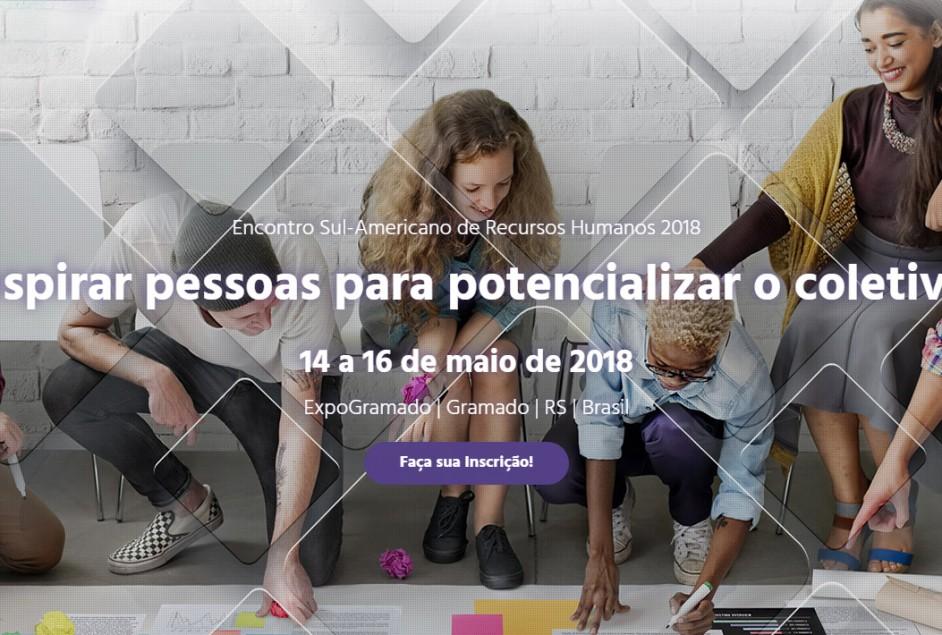 Encontro Sul-americano de Recursos Humanos traz Clóvis de Barros Filho e Eduardo Shinyashiki
