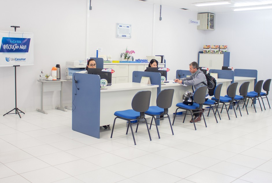 Estão abertas as inscrições para o processo seletivo extra da UniCesumar Caxias do Sul